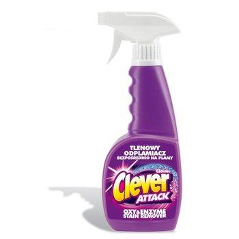 Odplamiacz tlenowy CLOVIN Attack, Spray, 450 ml-Clovin