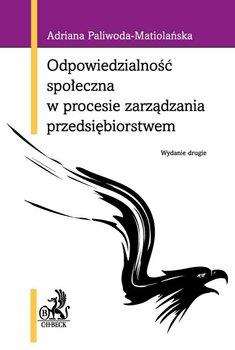 Odpowiedzialność społeczna w procesie zarządzania przedsiębiorstwem                      (ebook)