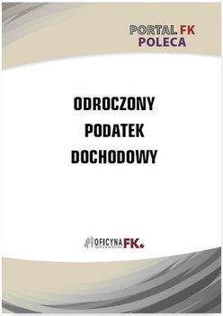 Odroczony podatek dochodowy                      (ebook)