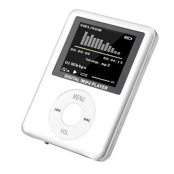 Odtwarzacz MP4 MP3 radio dyktafon kabel słuchawki-Frahs