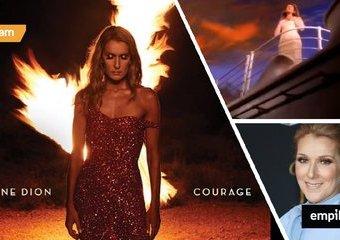 """""""Odważna"""" Celine Dion wraca po sześciu latach muzycznej ciszy"""