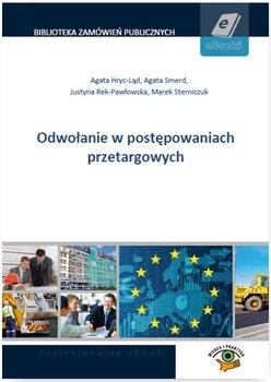 Odwołanie w postępowaniach przetargowych-Hryc-Ląd Agata, Smerd Agata, Rek-Pawłowska Justyna, Sterniczuk Marek