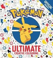 Official Pokemon Ultimate Creative Colouring-Opracowanie zbiorowe