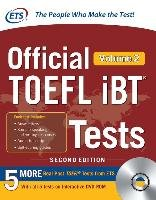 Official TOEFL IBT Tests Volume 2, Second Edition-Educational Testing Service