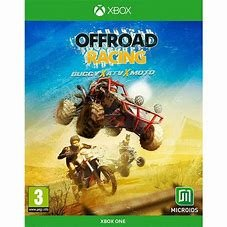 Offroad Racing: Buggy ATV Moto Off Road-Microids