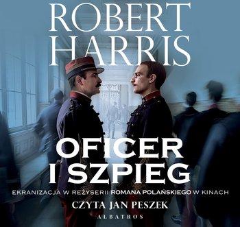 Oficer i szpieg-Harris Robert