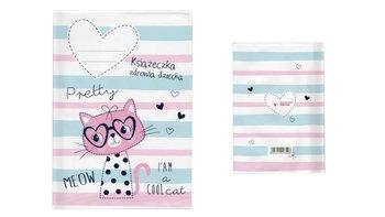 Okładka na książeczkę zdrowia dziecka, kotek-Biurfol