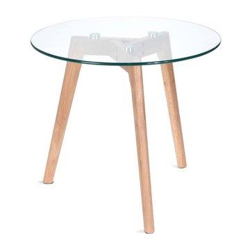 Okrągły stolik kawowy QUBUSS, 40 cm-Intesi