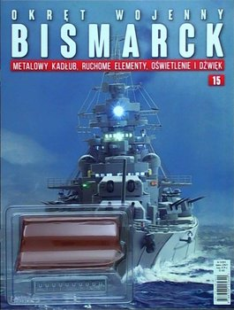 Okręt Wojenny Bismarck Nr 15