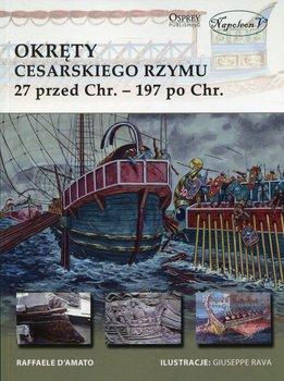 Okręty cesarskiego Rzymu-Opracowanie zbiorowe