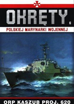 Okręty Polskiej Marynarki Wojennej Nr 6