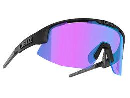 Okulary Bliz Active Matrix Matt Black Nordic Light Violet 52004-14N 2021