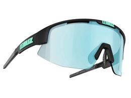 Okulary Bliz Matrix Small Black Smoke w Ice Blue 52007-13