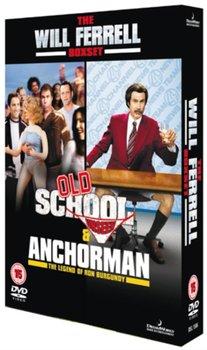 Old School - Unseen/Anchorman - The Legend of Ron Burgundy (brak polskiej wersji językowej)-McKay Adam, Phillips Todd