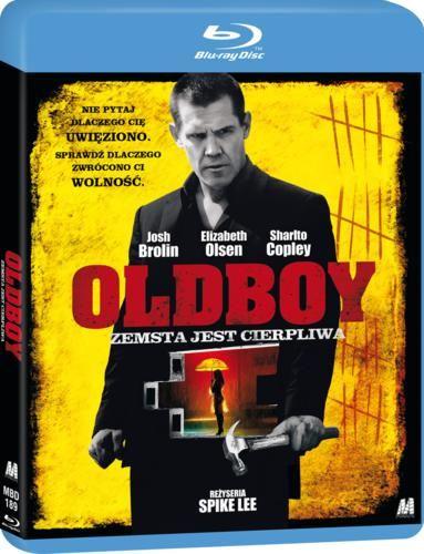 OldBoy (2013) [Blu-Ray]