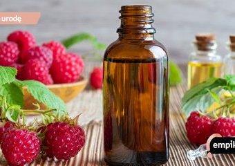 Olej z pestek malin na twarz i włosy: zalety stosowania oleju malinowego w pielęgnacji