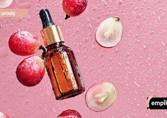 Olej z pestek winogron – nie tylko do kuchni! Zalety stosowania oleju winogronowego na twarz i włosy