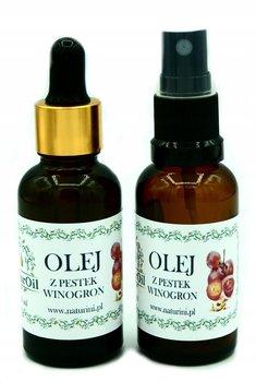 Olej z pestek winogron przeciwutleniacz NaturOil-NaturOil