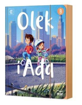 Olek i Ada. Na szlaku przygód. Pięciolatek. Poziom B-Fabiszewska Iwona, Wilk Klaudia, Żaba-Żabińska Wiesława