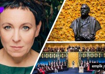 Olga Tokarczuk w Sztokholmie. Jak wygląda słynny tydzień Noblowski?