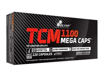 Olimp, Kreatyna, TCM Mega Caps 1100mg, 30 kapsułek-Olimp