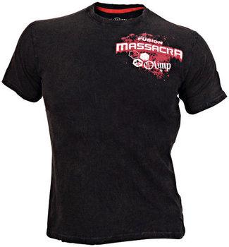 Olimp Live & Fight, T-shirt męski z krótkim rękawem, Massacra, rozmiar XXL-Olimp Live & Fight