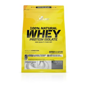 Olimp, Suplement diety, Natural Whey Protein Isolate, 600 g - Olimp