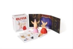Olivia Finger Puppet Theatre-Running Press