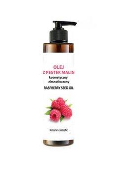 Olvita, Kosmetyczny olej z pestek malin, 100 ml-Olvita