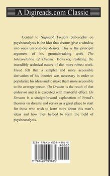On Dreams-Freud Sigmund