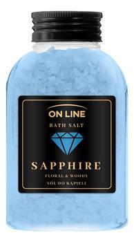 On Line Sól do kąpieli SAPPHIRE 600g-On Line