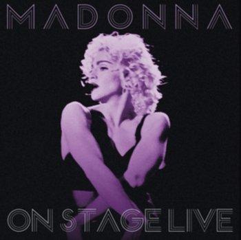 On Stage Live-Madonna