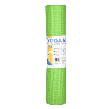 One Fitness, Mata do jogi, YM02, zielony, 173x61 cm-One Fitness