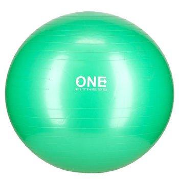 One Fitness, Piłka gimnastyczna, GB10, zielony, 65 cm-One Fitness