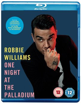 One Night At The Palladium - Williams Robbie