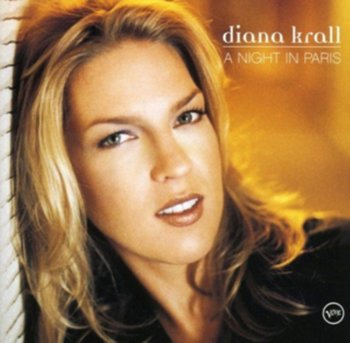 One Night in Paris - Uk Special Edition With Bonus Track - Krall Diana