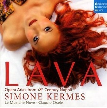 Opera Arias From 18th Century Napoli-Kermes Simone