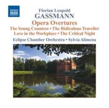 Opera Overtures-Alimena Sylvia