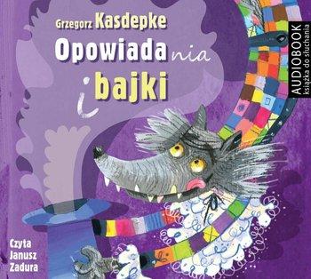 Opowiadania i bajki-Kasdepke Grzegorz