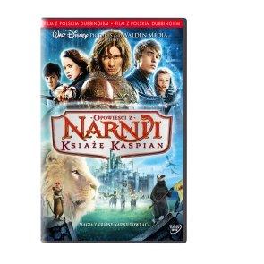 Opowieści z Narnii. Książę Kaspian-Adamson Andrew