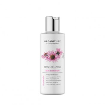 Organic Life - Skin Essentials - Płyn micelarny - 200 g-Organic Life