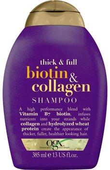 Organix, Biotin & Collagen, szampon z biotyną i kolagenem, 385 ml-Organix