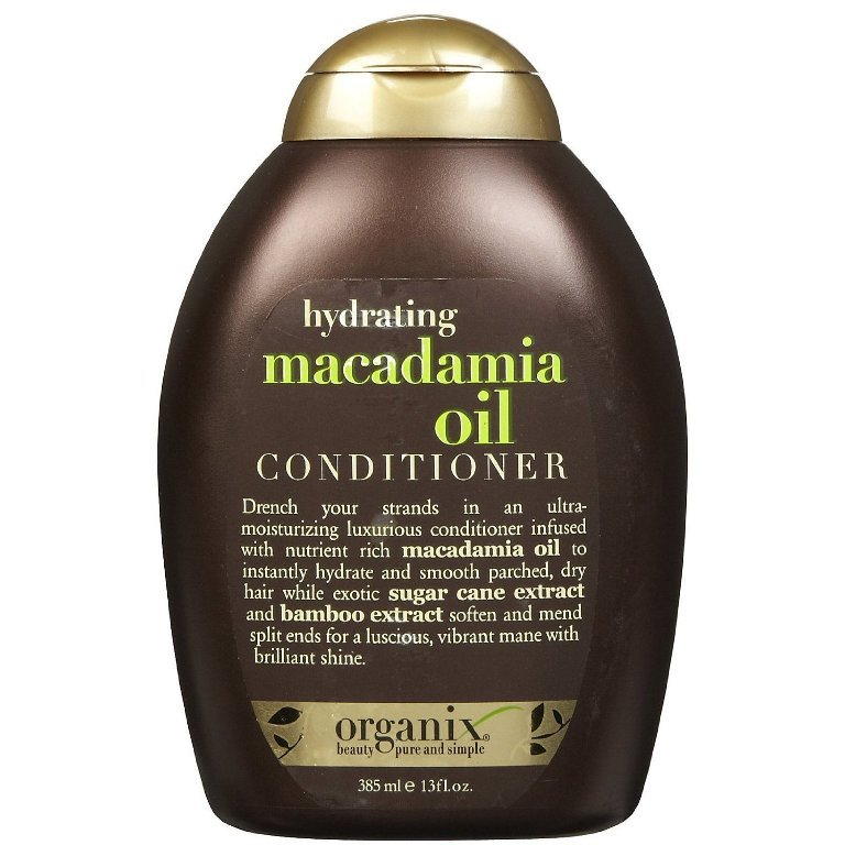 Macadamia odżywka do włosów
