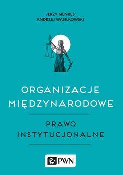 Organizacje międzynarodowe. Prawo instytucjonalne-Menkes Jerzy, Wasilkowski Andrzej