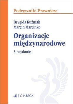 Organizacje międzynarodowe-Ingelević-Citak Milena, Kuźniak Brygida, Marcinko Marcin