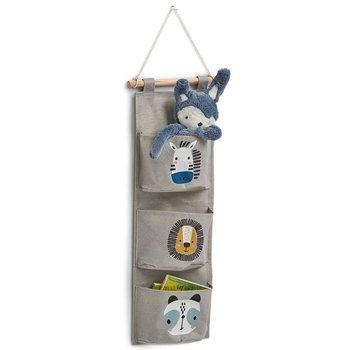 Organizer wiszący na zabawki, 81,5 x 35 cm, ZELLER-Zeller