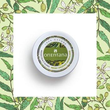 Orientana, maseczka z glinki neem i drzewo herbaciane, 50 g-Orientana