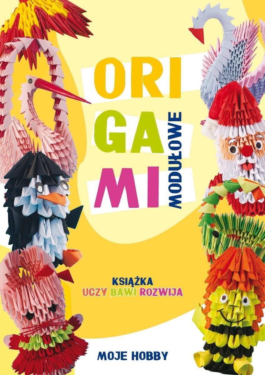 Origami modułowe - Wodzyńska Zofia | Ebook Sklep EMPIK.COM