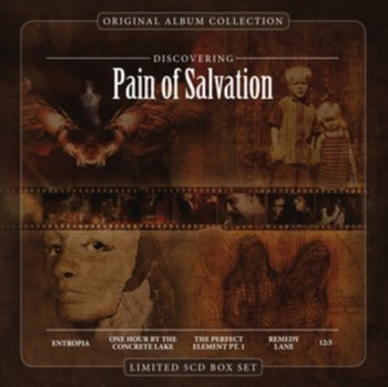Original Album Collection: Discovering PAIN OF SAL-Pain of Salvation