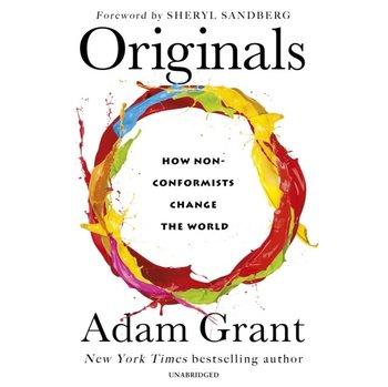 Originals-Grant Adam, Sandberg Sheryl